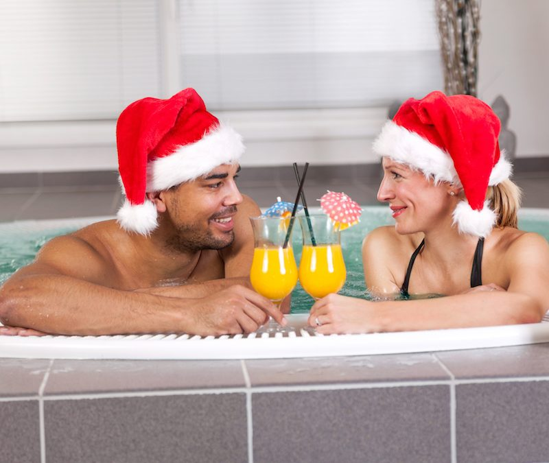 Keep Your Hot Tub Open During The Holidays