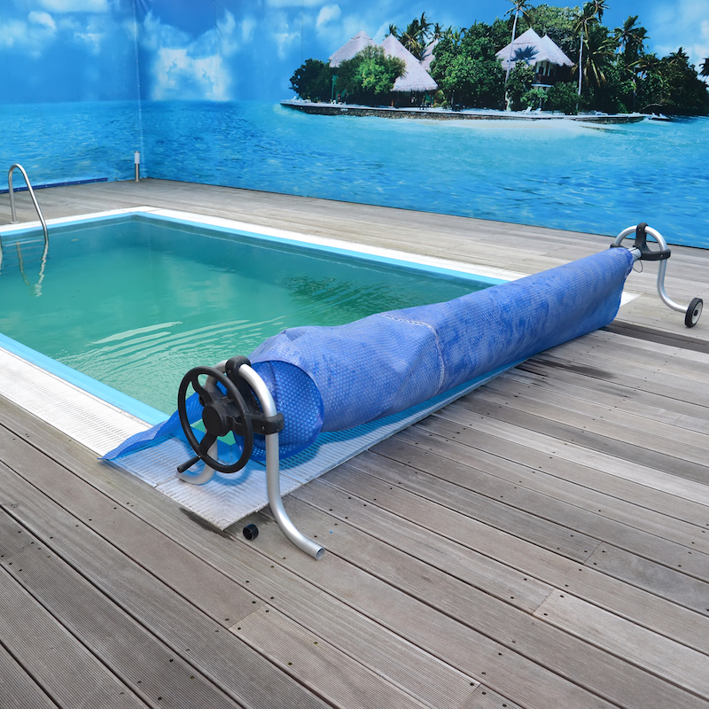 Swimming Pool Cover Basics: What You Need to Know - PoolSide ...