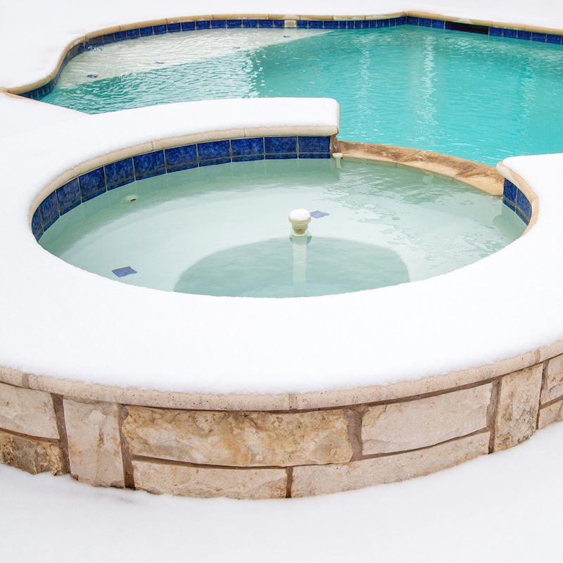 Winter Swimming Pool Care Tips
