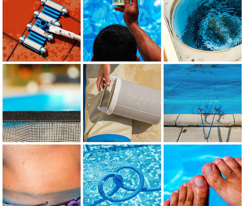 10 maintenance tips after winterizing your pool poolside