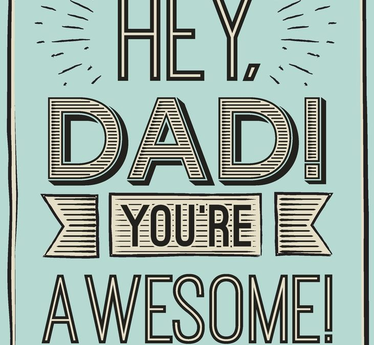 Fun Ideas For Father's Day In The Pool, Around The Pool And Beyond!