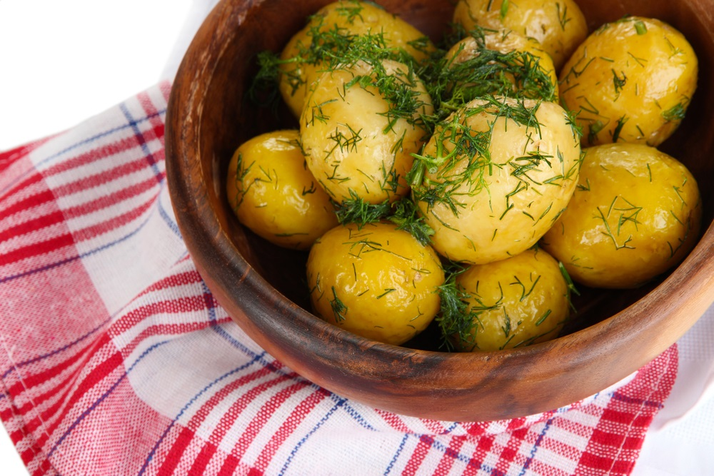 dill potatoes