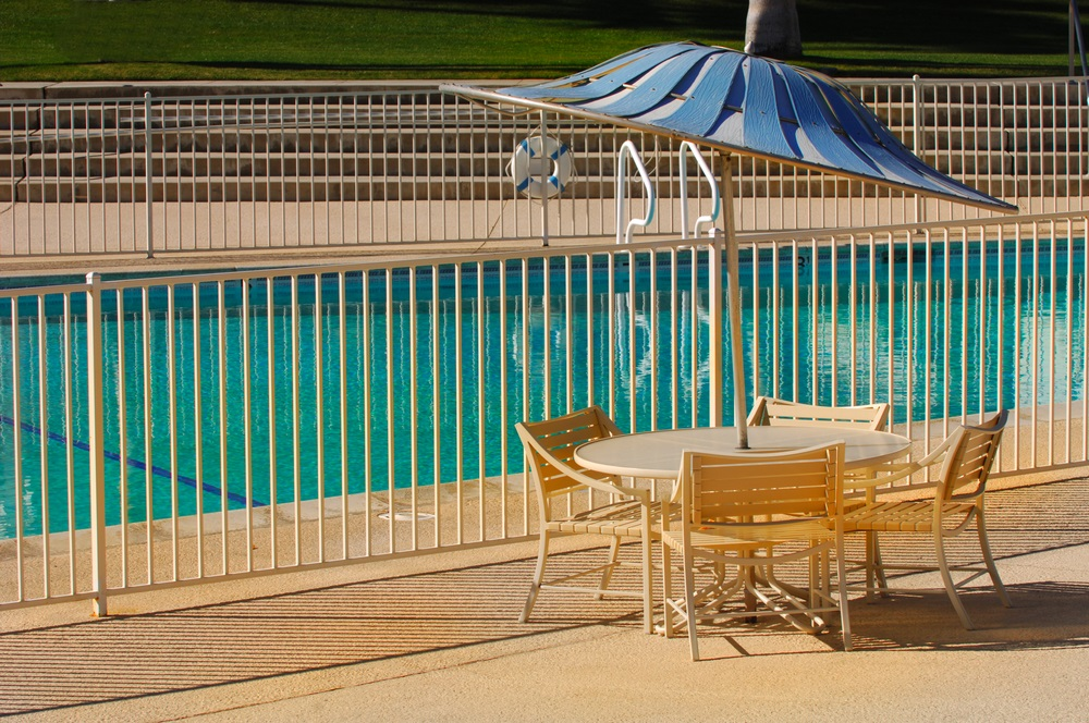 Pool safety nets vs fences