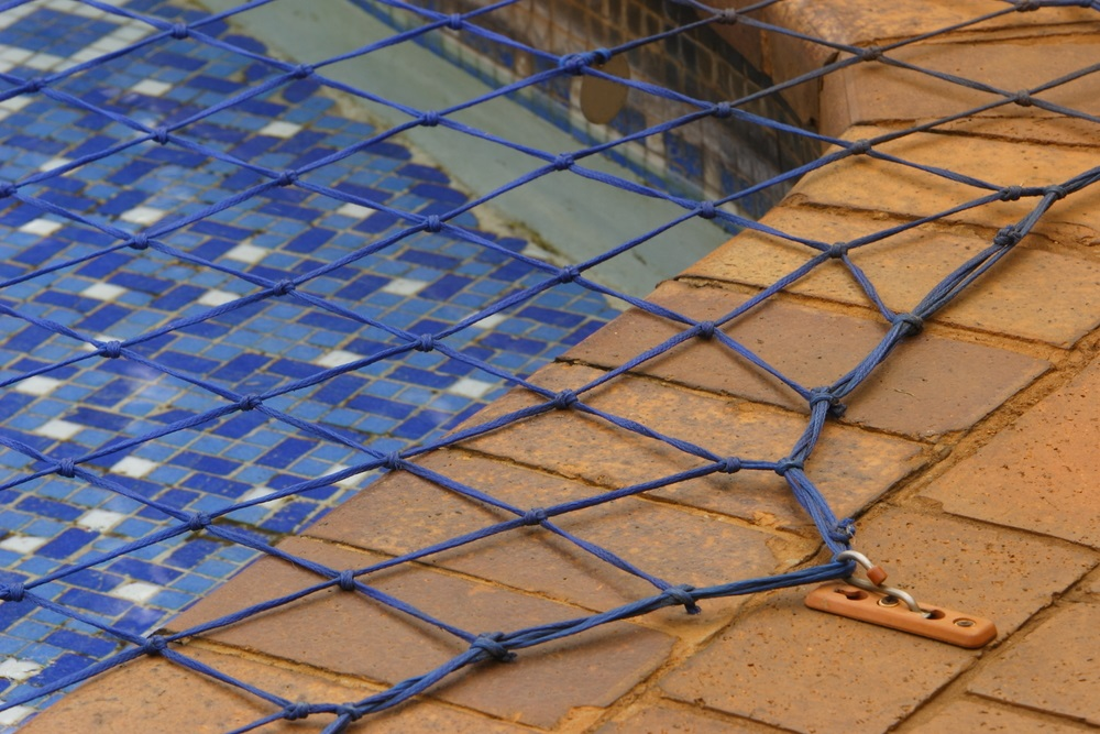pool safety net
