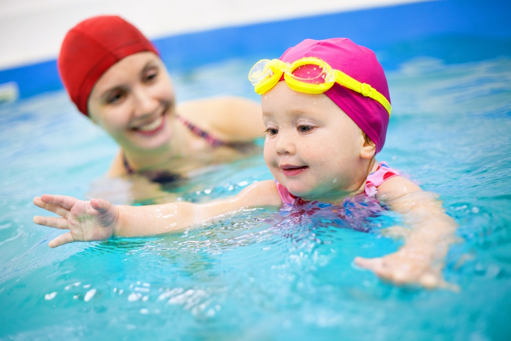 Teach Your Child To Swim