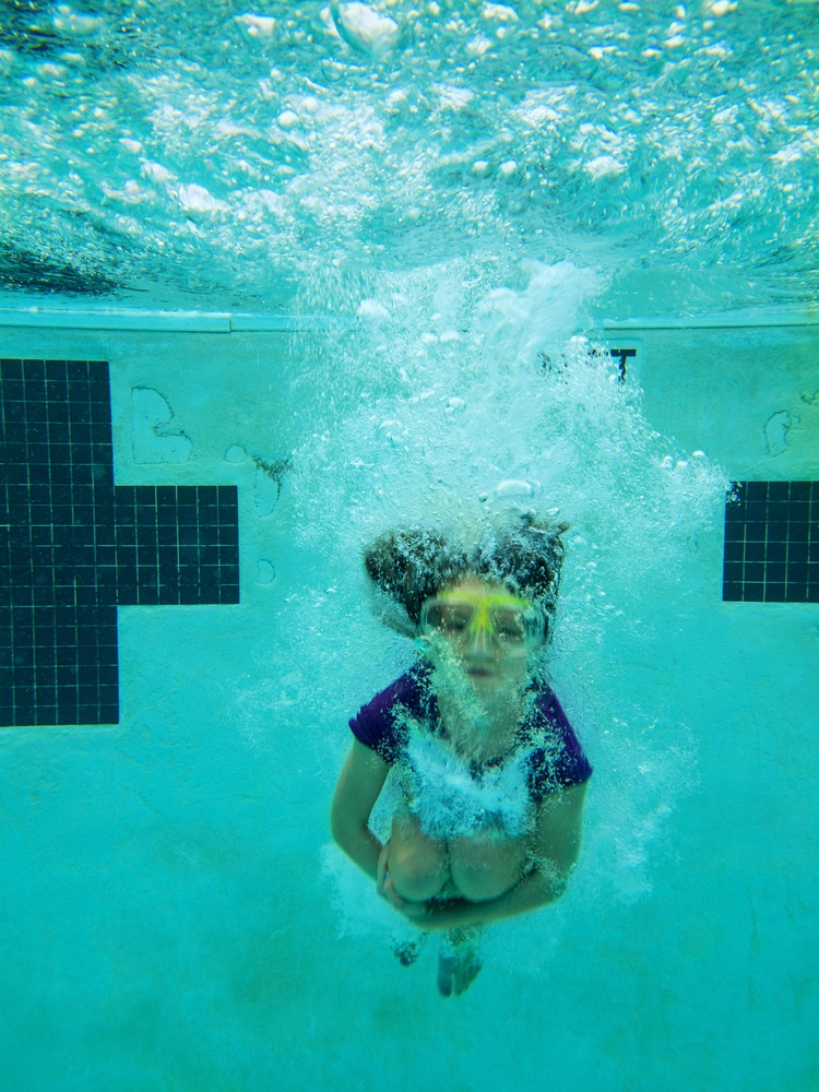 Swimming Pool Tricks For Beginners