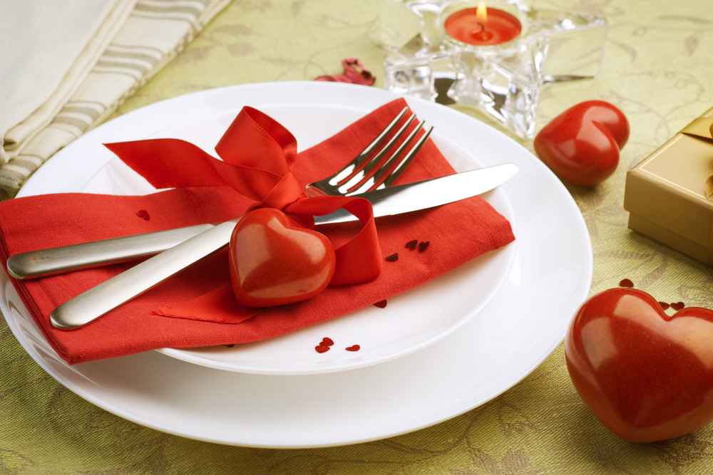 Plan A Romantic Valentine's Day Dinner
