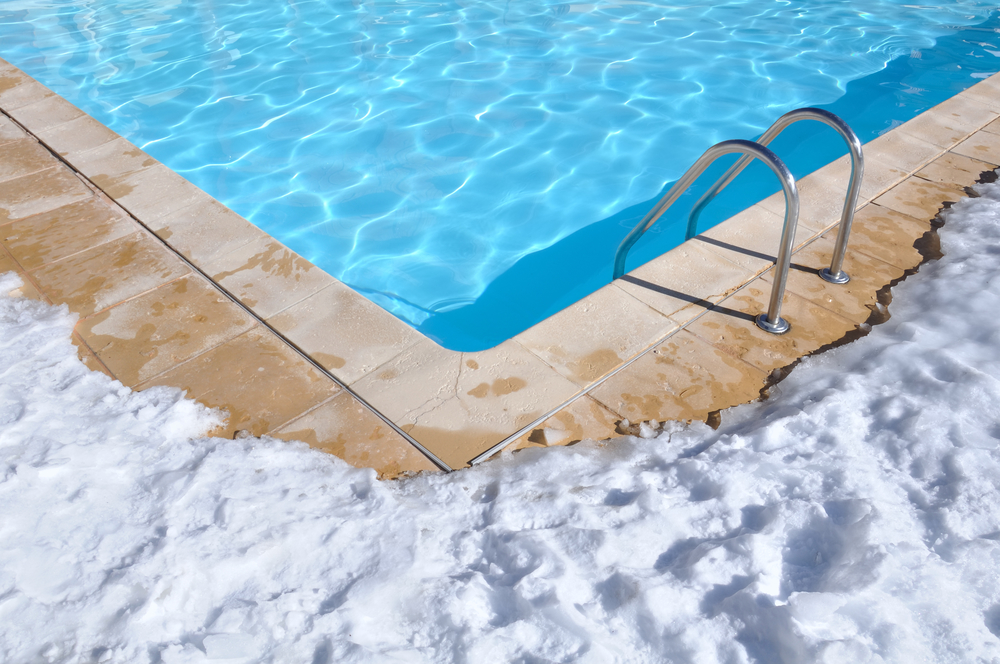 Dont Forget About Your Swimming Pool In The Winter