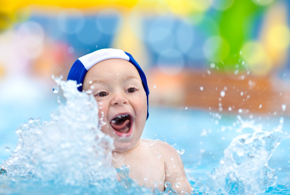 Pool Hacks For Parents Of Young Children