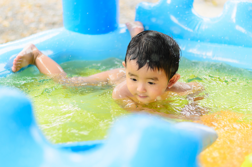 Toddler Swimming Pool Safety Tips