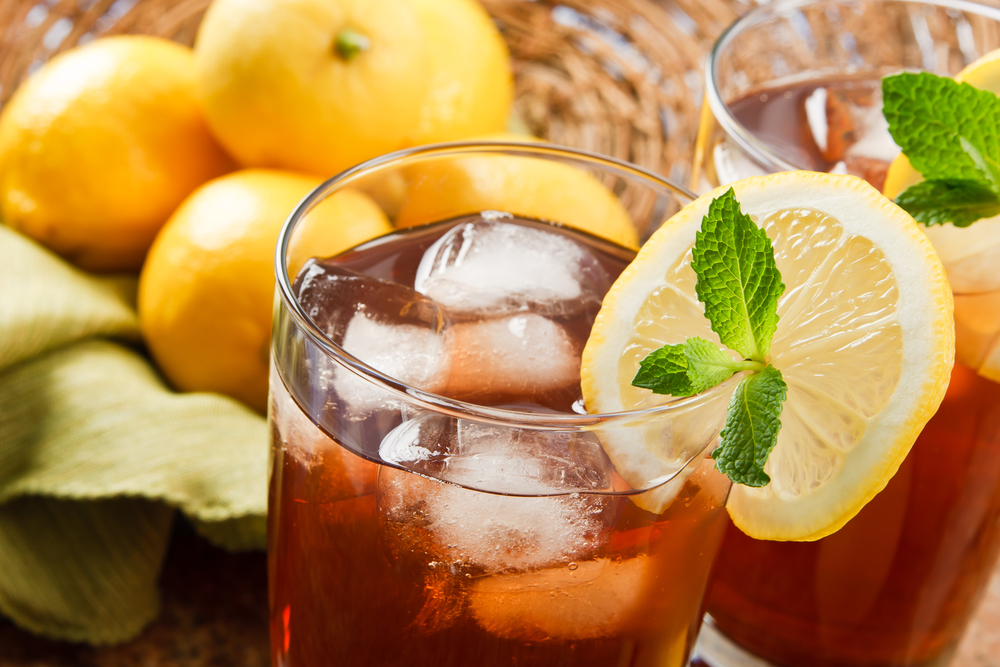 Brew Up Summer Iced Tea