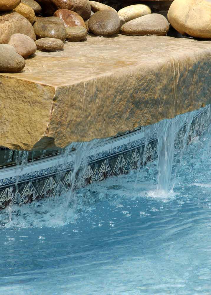 Water Features Make The Pool More Fun
