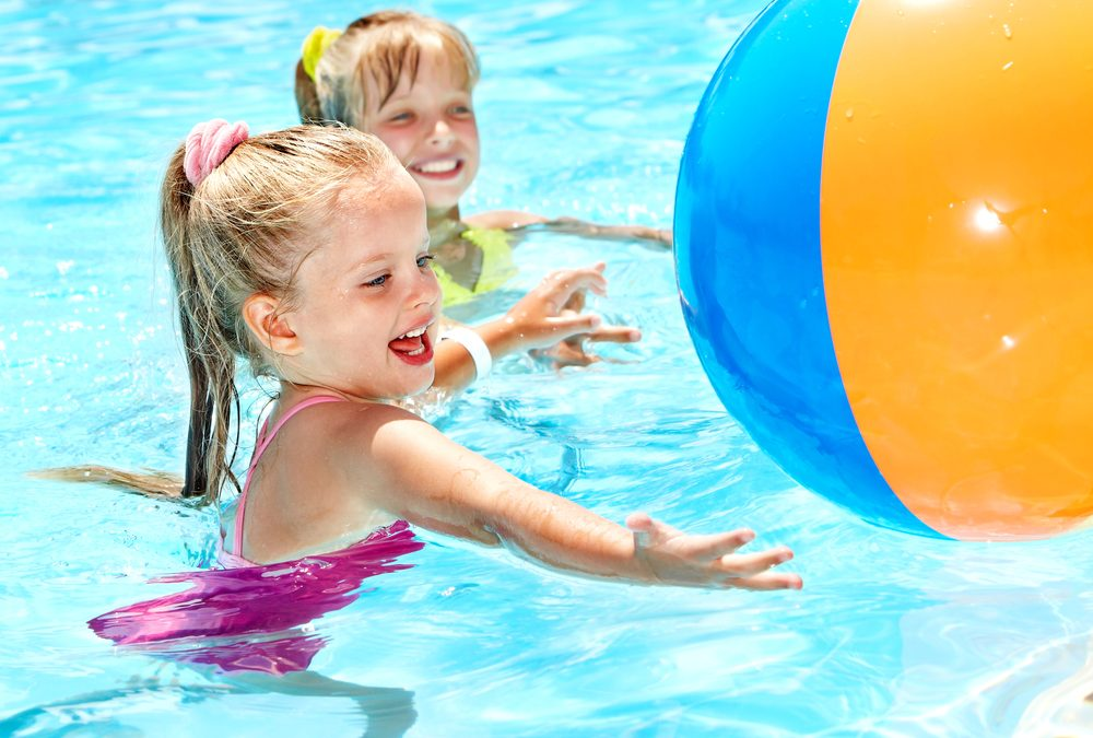 Play These Fun Swimming Pool Games At Your Next Party