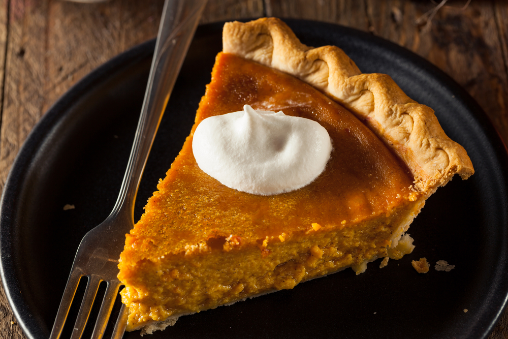 Grill Up Some Pumpkin Pie