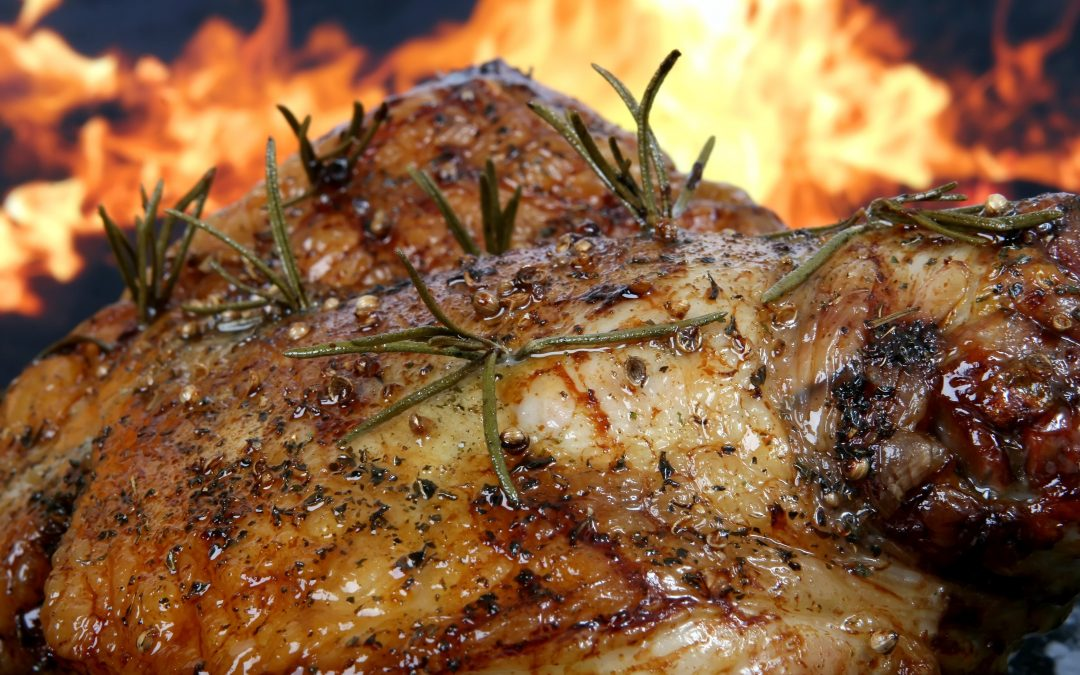 Cook A Traditional Christmas Goose
