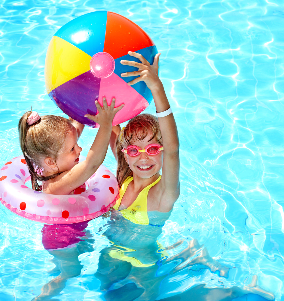 Fun Swimming Pool Games For The Whole Family
