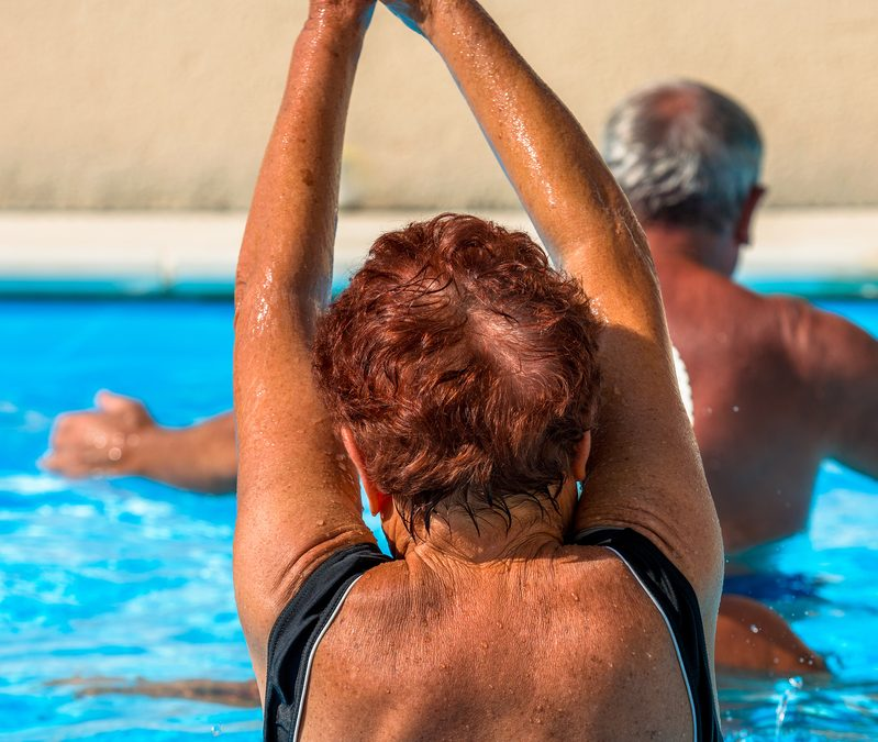 Oh My Aching Back: Swim Away Pain