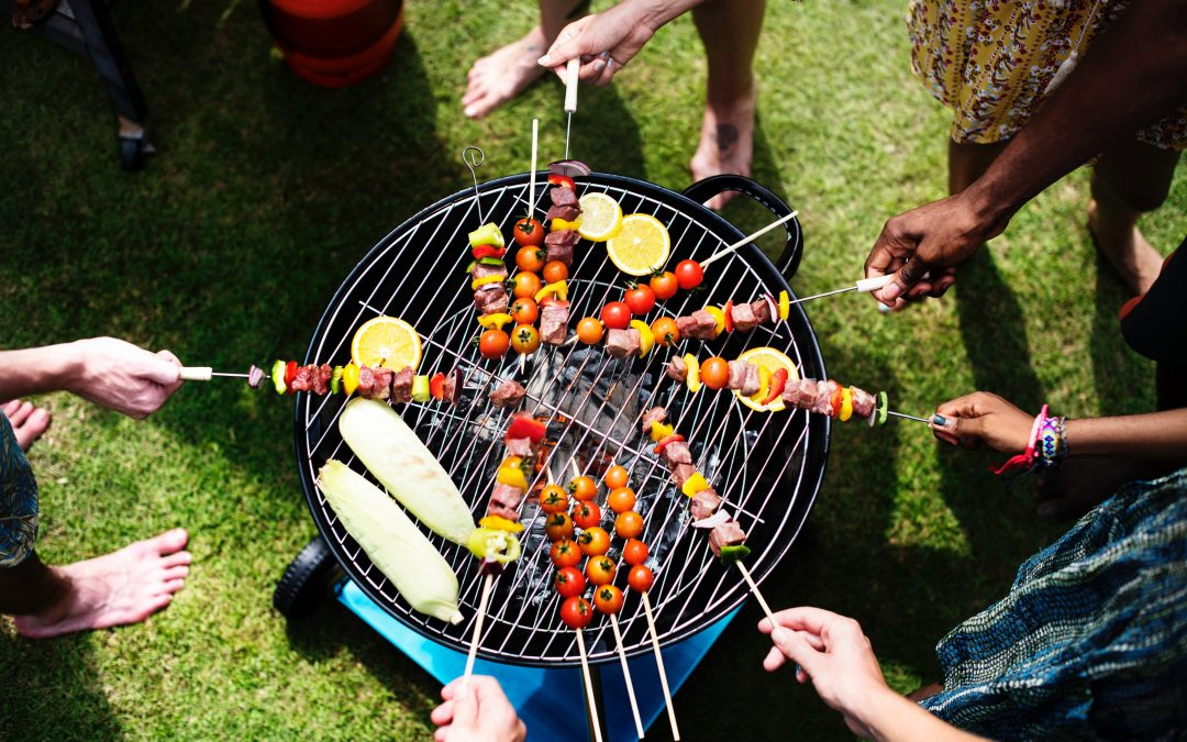 Healthy Tips For Backyard Barbecue Dinners