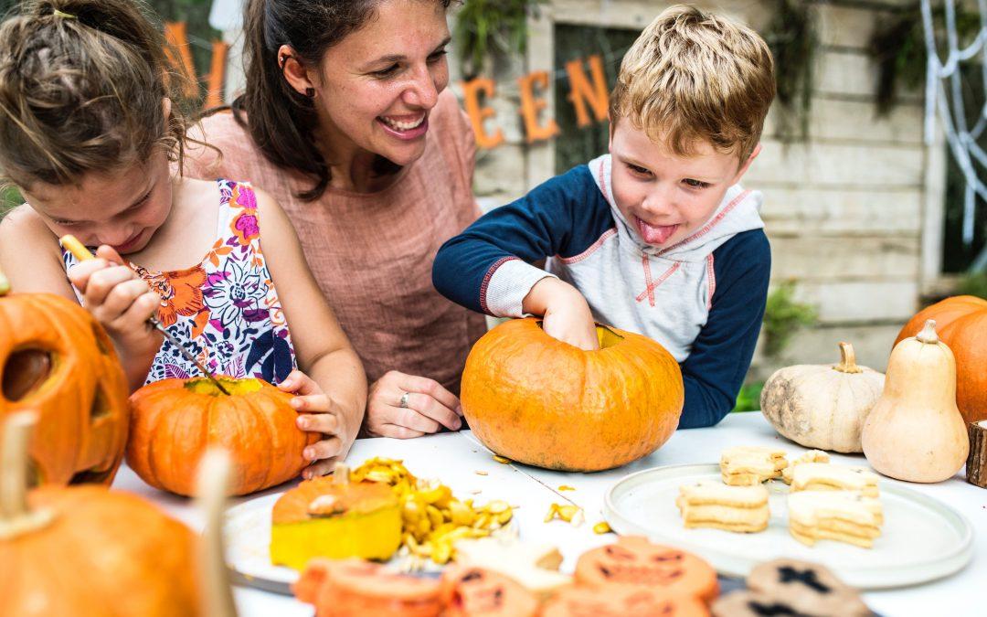 Plan A Fun, Spooky & Delicious Halloween Party Menu