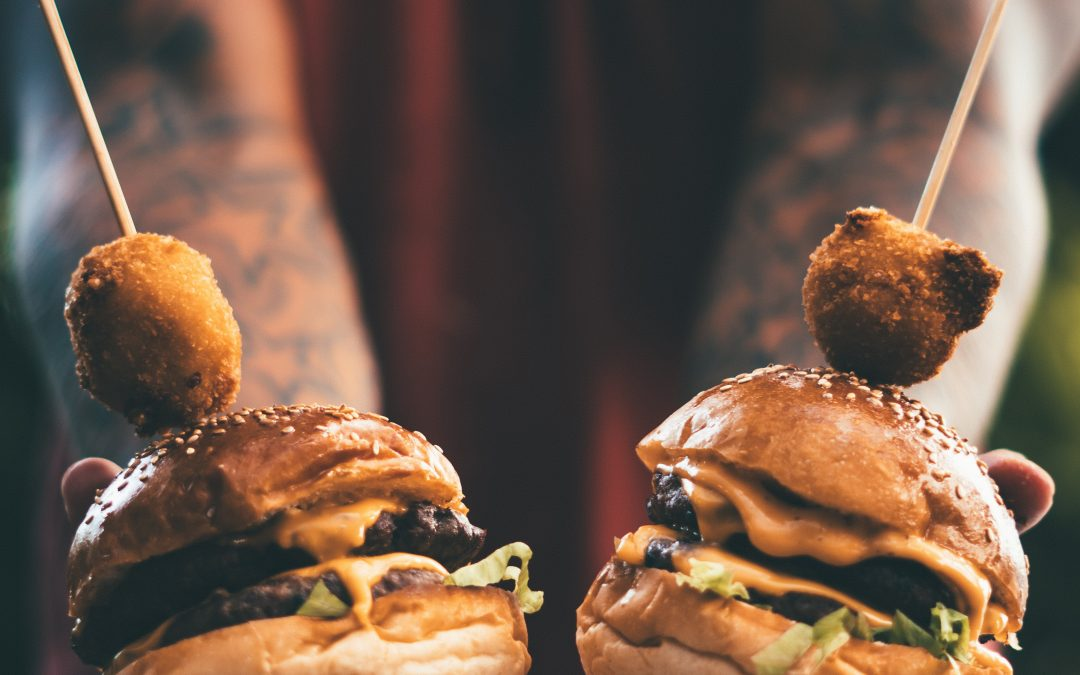 Show Of Your Burger Skills With These Stuffed Masterpieces