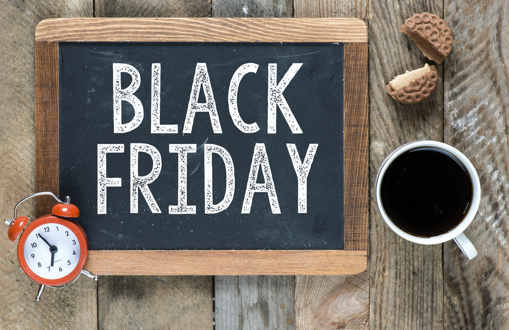 Spend Black Friday With Family