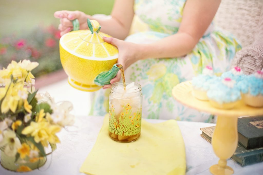 Beat Dehydration With Iced Tea
