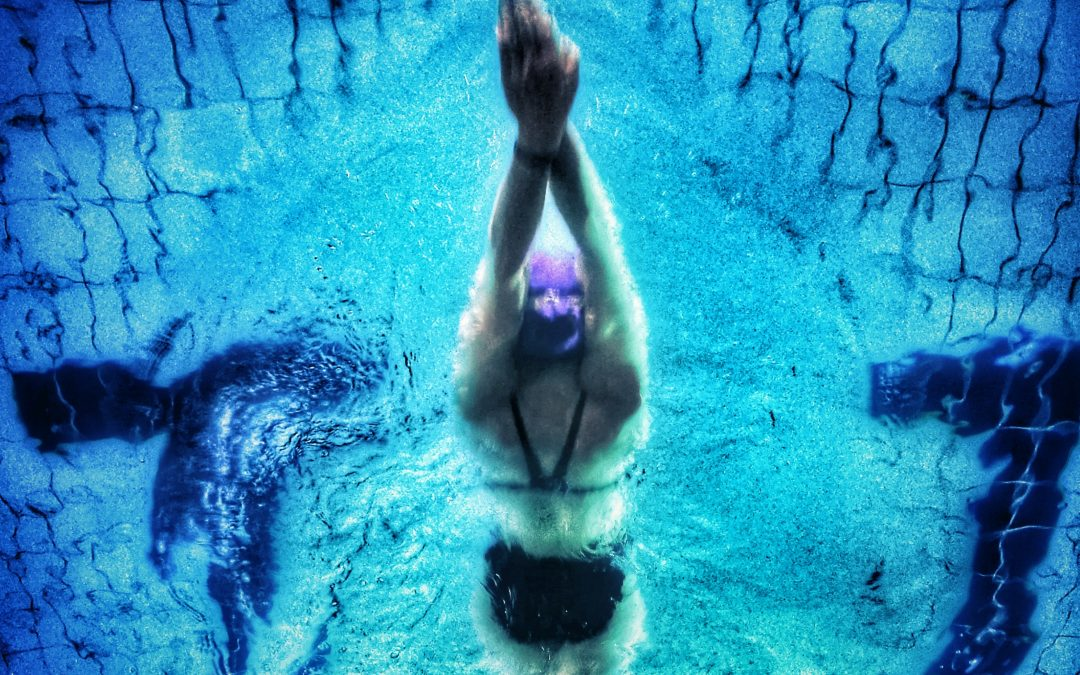 Sneak Fitness Into Your Swimming Pool Fun!