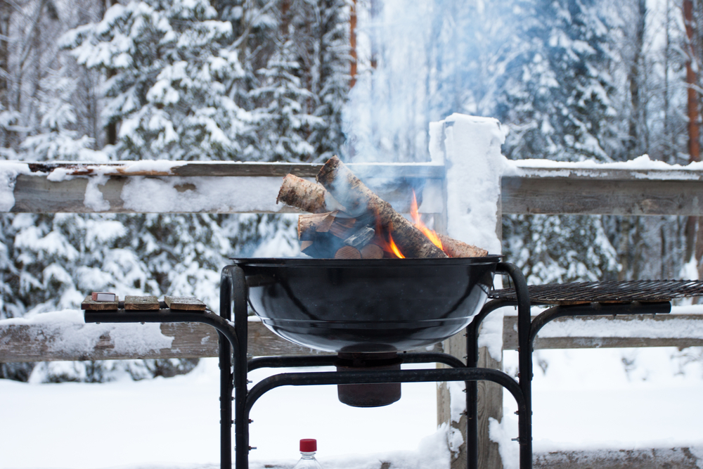 Grill Up Healthy Resolutions For 2021