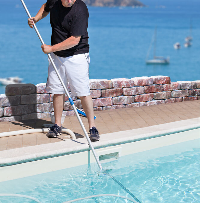 Pool Care When You're Away