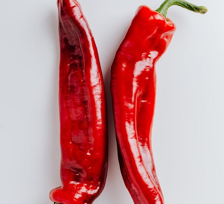 Celebrate Hot & Spicy Food Day In The Backyard