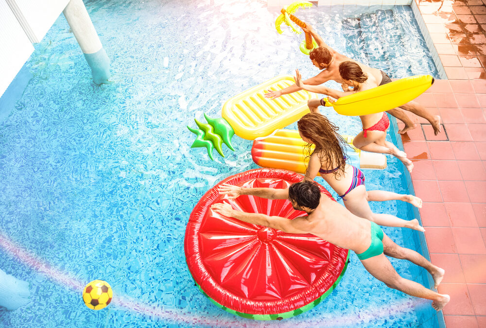 Fun Pool Games To Play Before The Season Ends